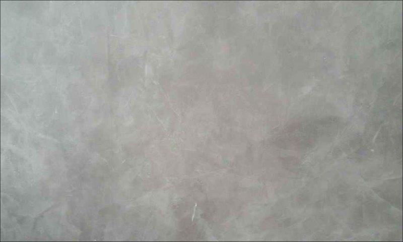 Cimento queimado para parede externa