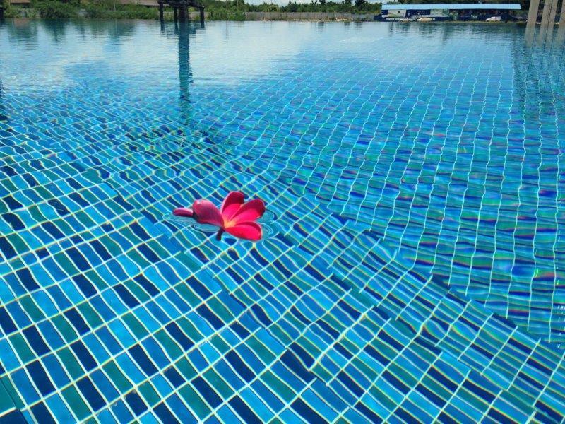 Rejunte para piscina