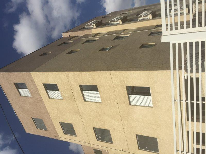 Revestimento monocamada para fachadas