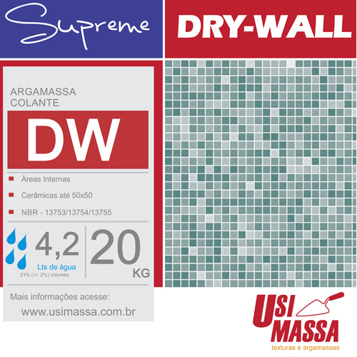 Usi Cola Dry-Wall