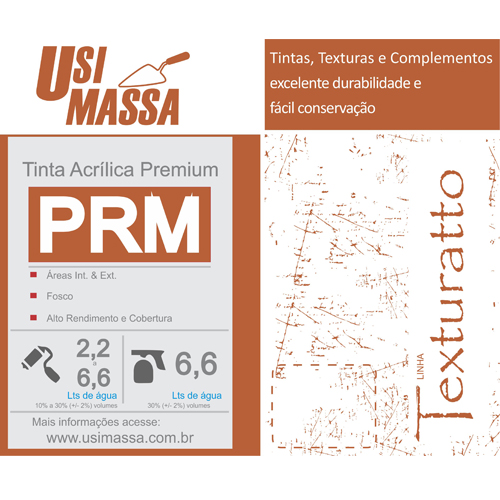 Usi Tinta Premium